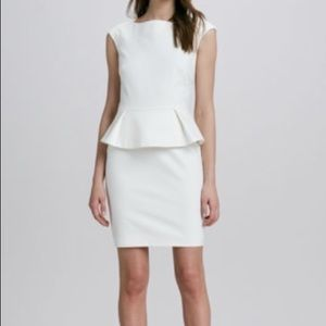 French Connection Peplum Dress